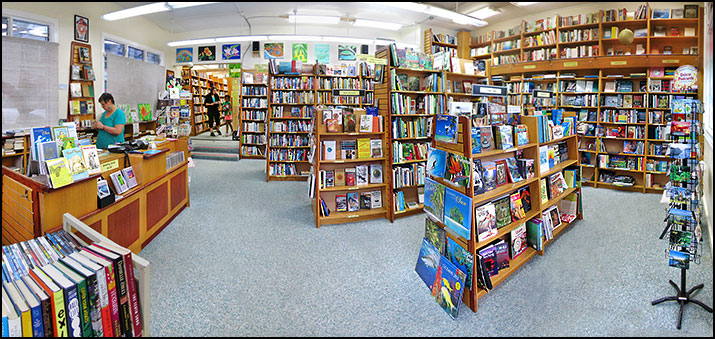 Big Island BookBuyers Hilo Bookstore
